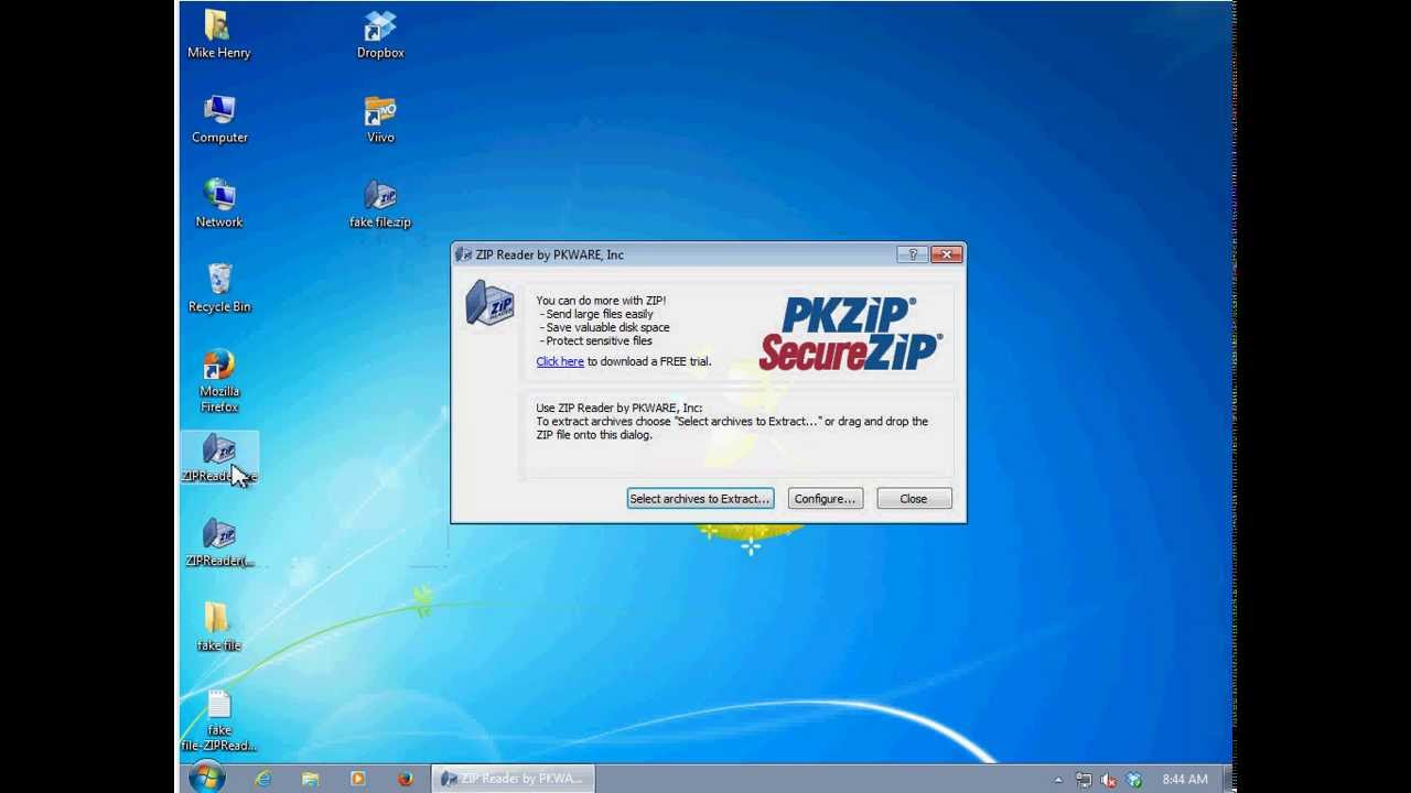 zip reader download