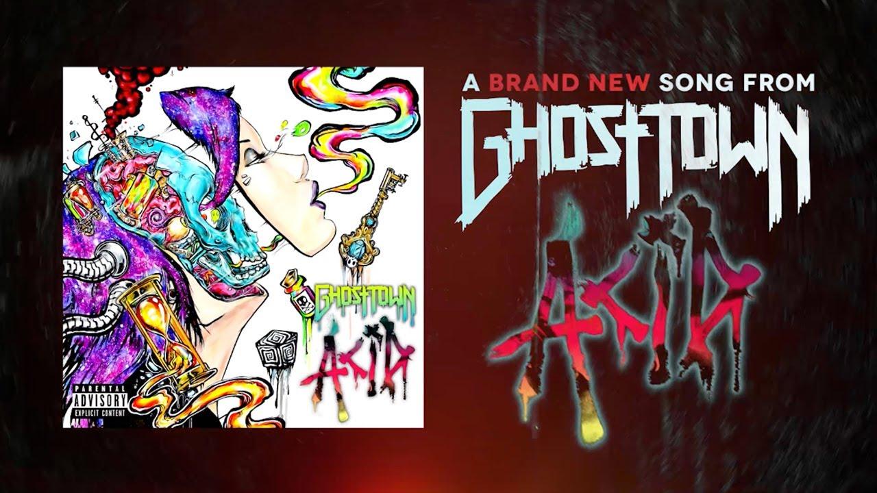 Ghost Town: Acid (LYRIC VIDEO)
