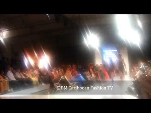 Caribbean Fashion Week 2014, 14th June: Fashion show 6   Consumer brands 1 Sponsors