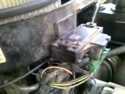 1991 S10 Chevy 2 5l Tech 4 Rough Idle Youtube