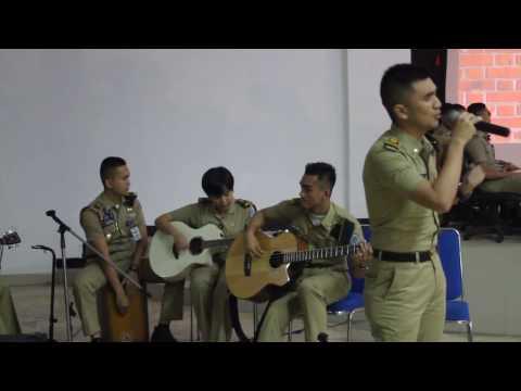 Band Khatulistiwa IPDN Jakarta - Marvin Gaye (Cover)