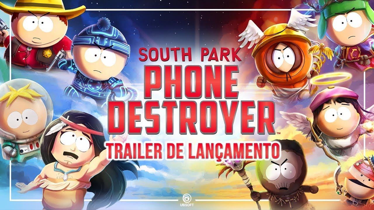 """Resultado de imagem para South Park: Phone Destroyerâ""""¢"""