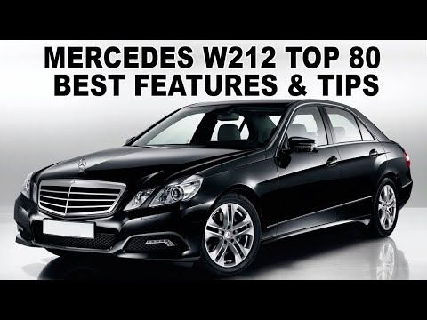 top-80-best-life-hacks-for-mercedes-w212-/-top-80-most-useful-tips-and-interesting-features-for-w212