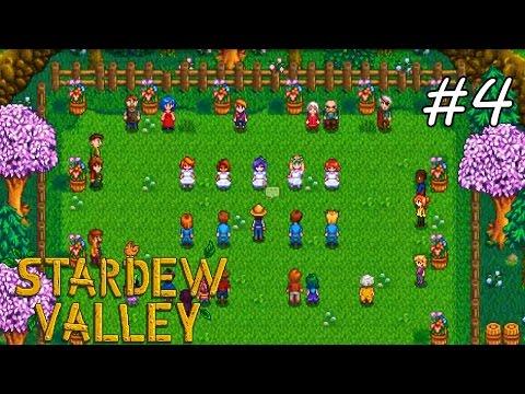 Stardew Valley -  Episode 04 - งานเต้นรำดอกไม้