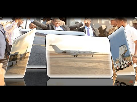 Furitaanki Bossaso International Airport - Puntland, Somalia