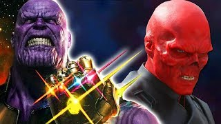 Avengers Infinity War: Will THANOS Resurrect RED SKULL, ULTRON & More?