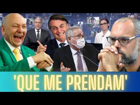 Luciano Hang MANDA UM RECADO   'Que me prendam' !