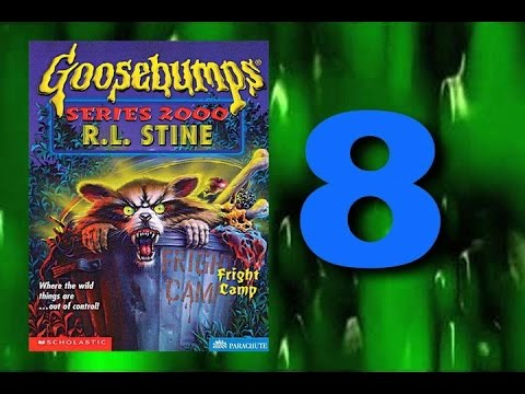 Goosebumps Series 2000 #17: The Werewolf In The Living Room   YouTube Part 86
