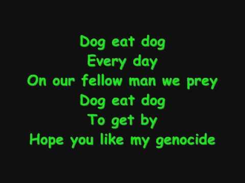 the Offspring Genocide lyrics