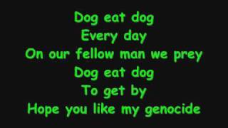 the Offspring Genocide lyrics