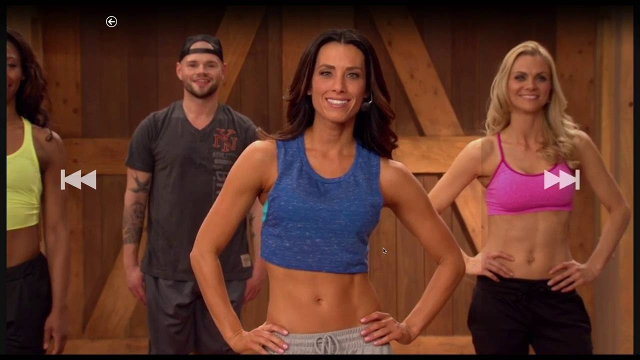 Beachbody Country Heat Full Workout Preview
