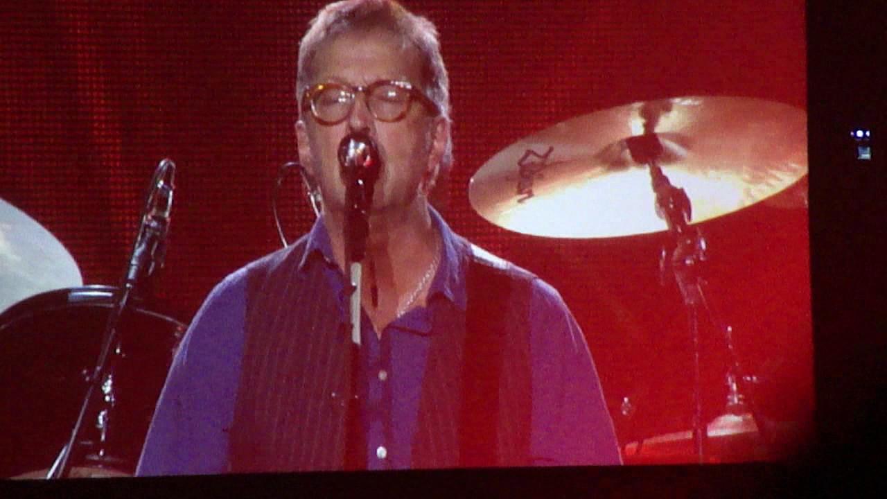 Eric Clapton Somebody 39 S Knocking Madison Square Garden March 20 2017 Youtube