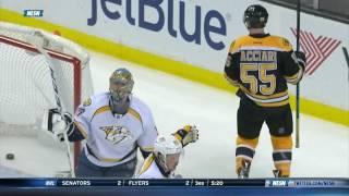 Noel Acciari s 1st NHL goal 3 28 17
