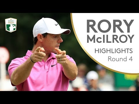 Rory McIlroy Final Round Highlights | 2018 BMW PGA Championship