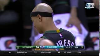 Jeremy Lin's spiky hair is dangerous, hurts Jerryd Bayless