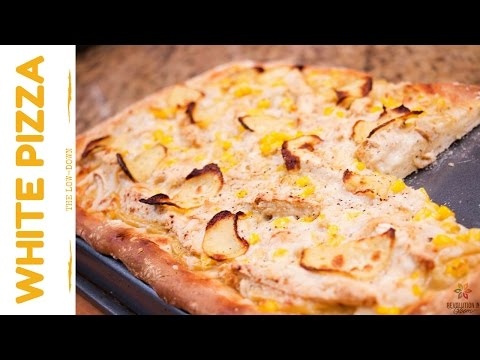White Pizza! | Vegan Recipe #100