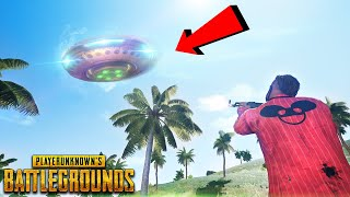 UFO IN PUBG ?!?!?  Best PUBG Moments and Funny Highlights - Ep.317