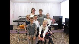 Урок инструментального  ансамбля  для Всероссийского конкурса