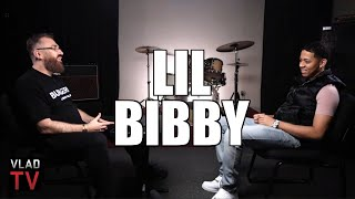 Lil Bibby on How He Strong-Armed Vlad to be On-Camera for This Interview (Part 1)