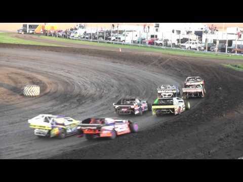 IMCA Sport Mod feature Benton County Speedway 4/24/16