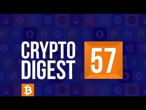 CD #57. UK crypto exchange launches Litecoin futures. Cryptocurrency ATM.  Blockchain