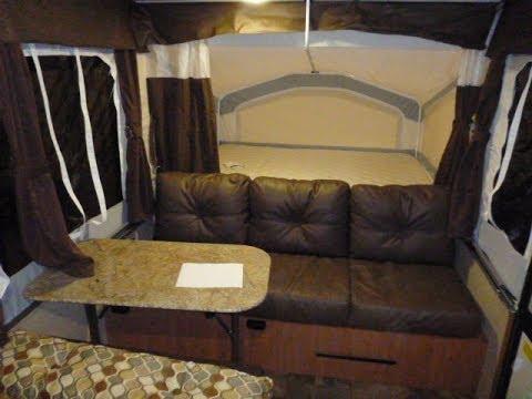achat vente tente roulotte palomino basecamp 10 b l 2014 stock p 481 vue de l 39 int rieur. Black Bedroom Furniture Sets. Home Design Ideas