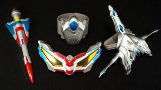 ウルトラマンゼロ ウルトラパーフェクトゼロセット Ultraman Zero Ultra Perfect Zero set