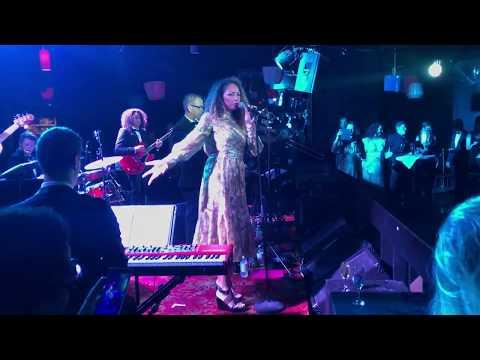 Goldfinger - Claudia Jones Live @ The Night Cat (Shirley Bassey)