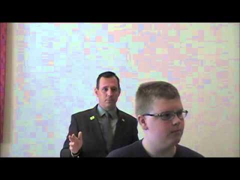 CSteven Tucker DeKalb County Tea Party Meeting