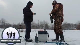 Рибалка коло села Годи-Добровідка