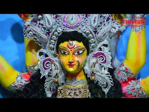 Durga Pooja Samaroh 2018 , Kosta para Palace road Raigarh