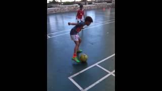 Kopi af Zamundas Coaching. Futsal Games.