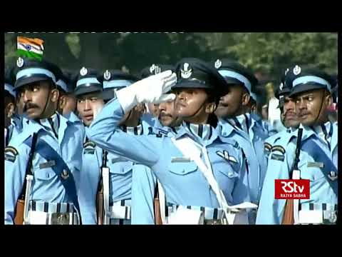Women Power at Republic Day Parade 2019