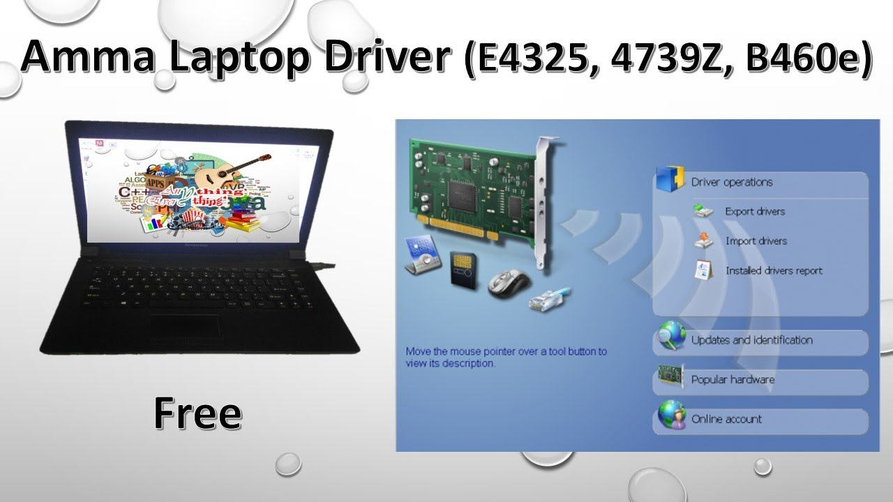 Free download lenovo g560 device support driver with windows.