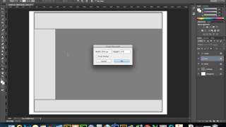 Creating a wireframe in photoshop
