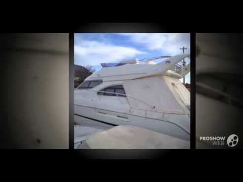 Cranchi atlantique 40 power boat, motor yacht year - 2008