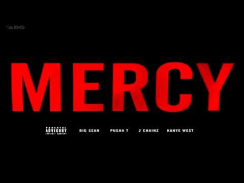 Reversed Kanye West  Mercy ft Big Sean, Pusha T & 2 Chainz