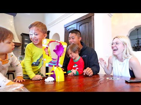 The FUNNIEST Game Our Family Has Ever Played!!!