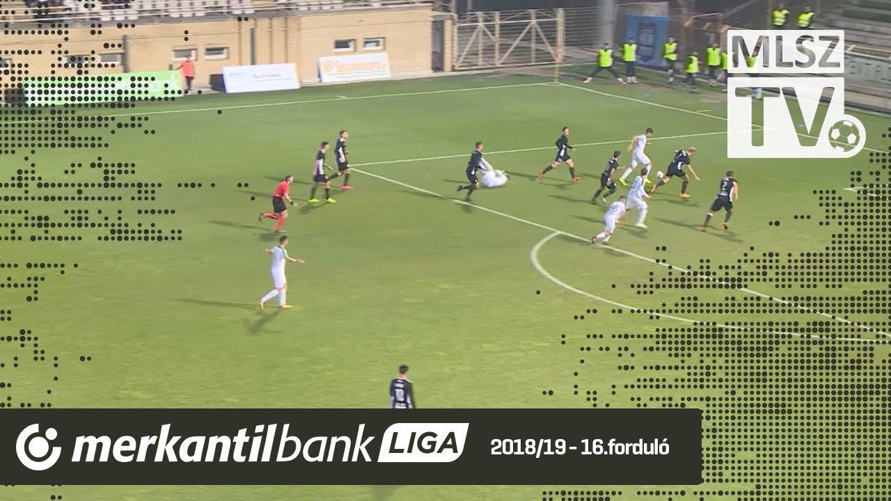 Kaposvári Rákóczi FC - Balmaz Kamilla Gyógyfürdő | 1-0| 16. forduló |