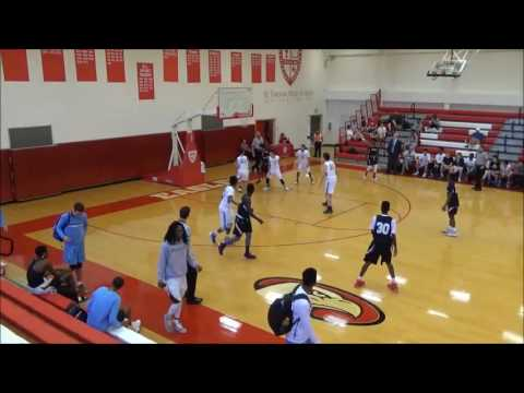 CHRISTIAN LIFE CENTER ACADEMY (NATIONAL) vs ST  MIKES 11/12/2016