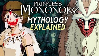 Princess Mononoke Revealed: The Real Mythology & History Explained