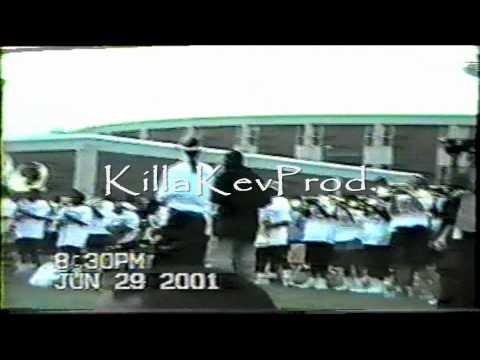 Memphis Alumni Band vs. Memphis All-Star Band Showdown - 2001 (Uncut)