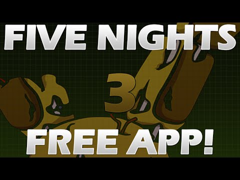 Five Nights at Freddy's 3 (FNAF 3) How to get free on Android