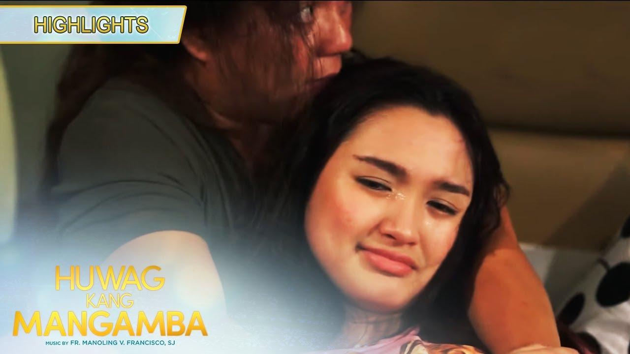 Barang takes care of Sofia  Huwag Kang Mangamba