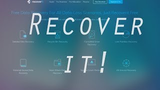 Recoverit | Best Memory Card Data Recovery! Up to 100MB on Free Version!