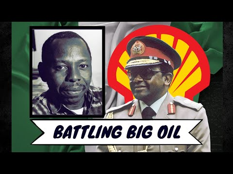 Greed, Betrayal and the Battle for Nigeria's Oil Money | The Ken Saro-Wiwa Story