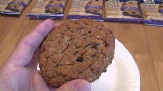 Quaker Soft Baked Oatmeal Cookie (8.8-Ounce Pack of 12) Review