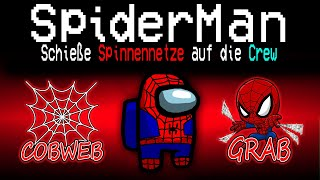 Neue SPIDERMAN ROLLE in Among Us!