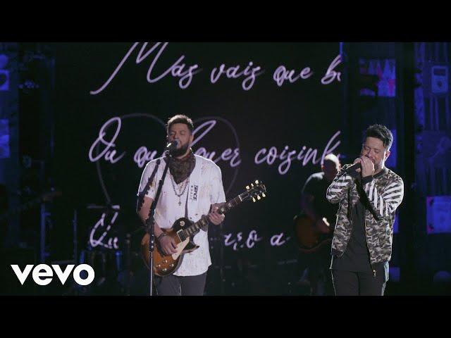 Diego & Victor Hugo - Primeiro Pedaço (Ao Vivo em Brasília)