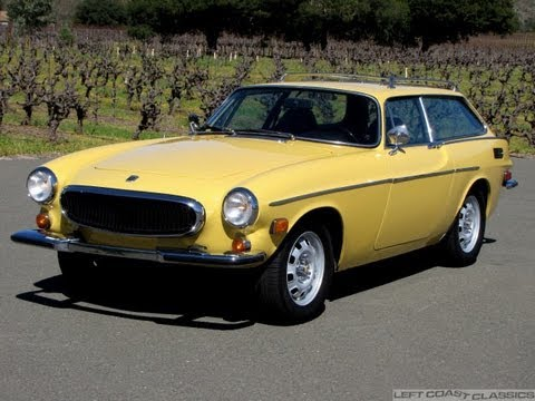 1973 volvo p1800 es sportwagon for sale youtube. Black Bedroom Furniture Sets. Home Design Ideas
